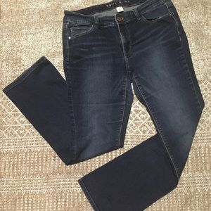 WHBM Boot Leg Jeans
